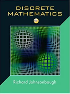 Discrete mathematics for computer science with student solutions discrete mathematics 6th edition jk computer science and mathematics fandeluxe Image collections