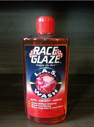 Race Glaze LAS Wash
