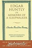 Edgar Huntly, Charles Brockden Brown, 0742533506