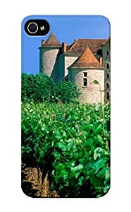 C1f29723923 Suffraganemay Vineyard, Cahors, Lot Valley, France Durable Iphone 5/5s Tpu Flexible Soft Case With Design