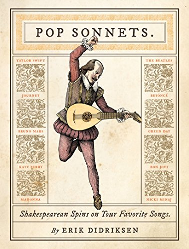 Pop Sonnets: Shakespearean Spins on Your Favorite Songs