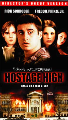 Hostage High [VHS] - Of Hills Mall Green
