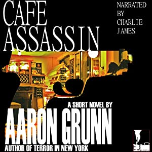 Cafe Assassin Audiobook