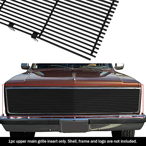 APS C85202H Black Powder Coated Grille Replacement for select Chevrolet Blazer Models