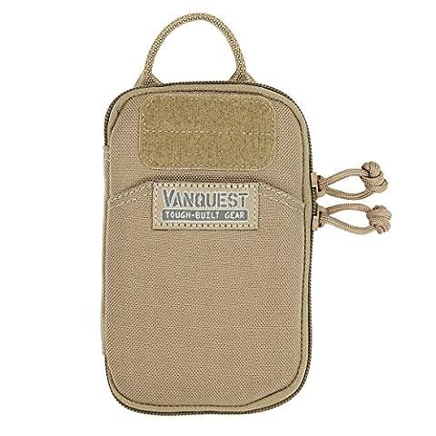 Vanquest PPM-SLIM 2.0 Personal Pocket Maximizer (Coyote Tan) (Edc Maximizer)