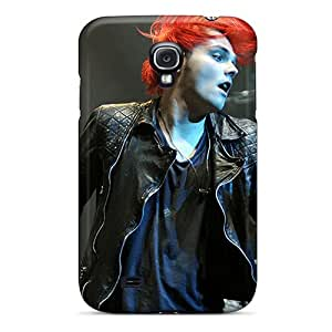 Samsung Galaxy S4 RlK16506oHax Customized High Resolution My Chemical Romance Skin Shockproof Hard Phone Cases -VIVIENRowland