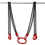 OrangeA 13FT Sling Chain 9/32 Inch x 13FT Steel