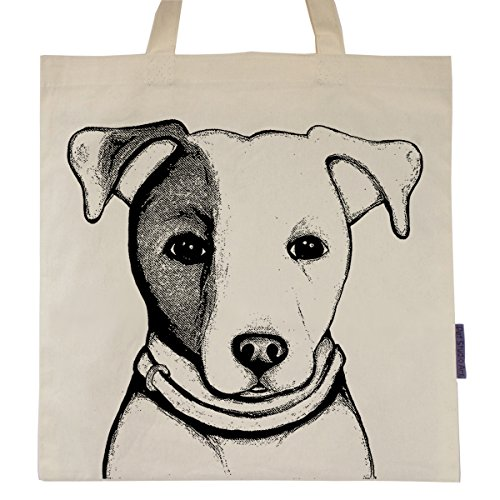 Jack Russell Terrier named Lilly Tote Bag