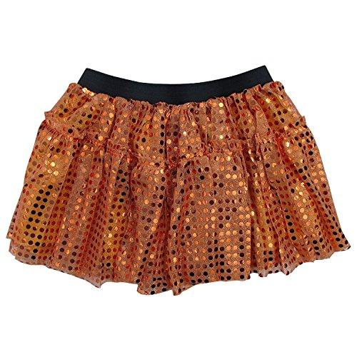 [Sparkle Running Skirt Race Tutu - Size 6-16, Costume, Princess, Ballet, Dress-Up, 5K 10K (L/XL,] (Black Tutu Halloween Costume)