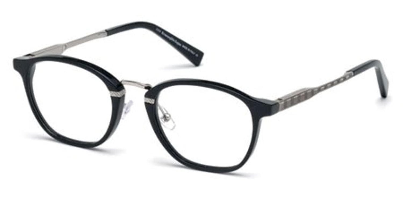 f4333a264b Amazon.com  Eyeglasses Ermenegildo Zegna EZ 5101 092 blue other  Clothing