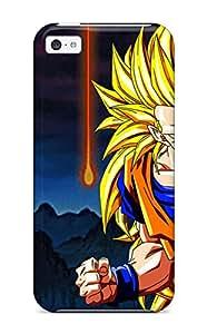 New Fashion Premium Tpu Case Cover For Iphone 5c - Goku