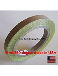Kapton Heat Resistant Amp High Temperature Tapes Amazon Com