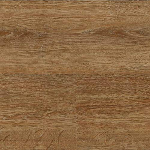 SelecTech, Inc. Click N' Go Plank Style Water-Proof Flooring Natural Oak