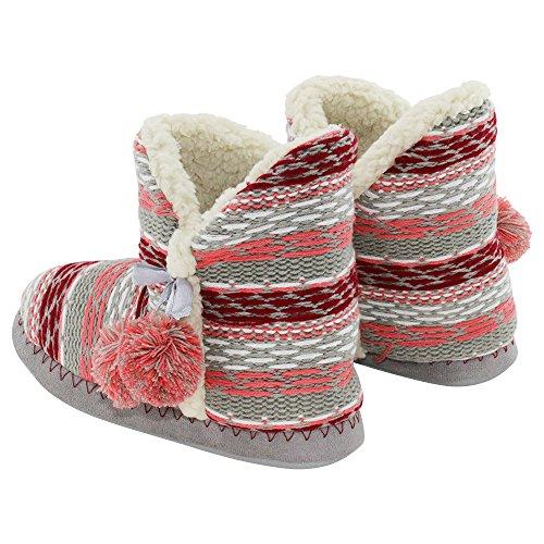 Grau brandsseller Slippers Women's Coral brandsseller Women's q6wIY8w
