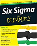img - for Six Sigma For Dummies book / textbook / text book