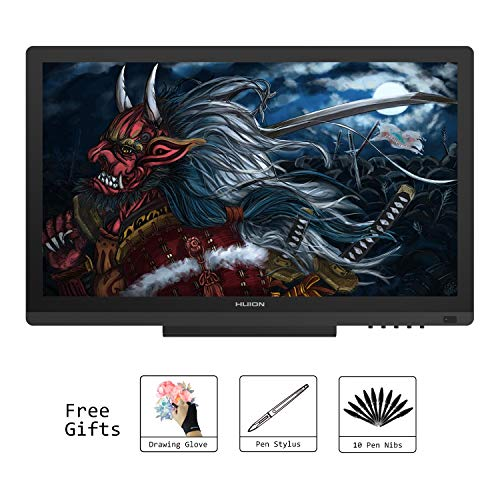 Huion KAMVAS GT-191 Digital Graphics Drawing Monitor 8192 Pen Pressure...