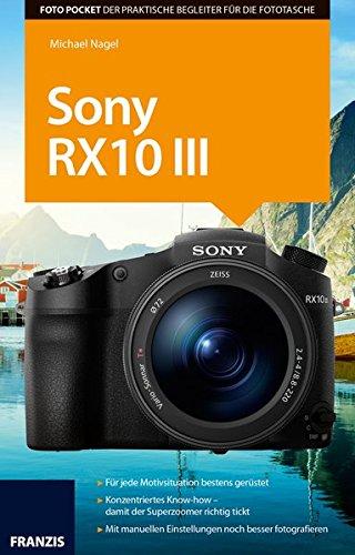 Foto Pocket Sony RX10 III