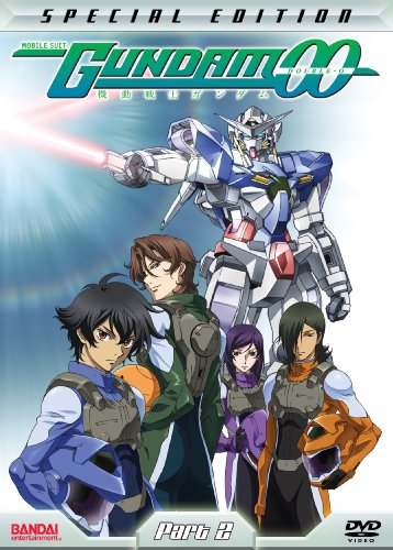 Mobile Suit Gundam 00: Season 1 - Part Two (Special Edition) -