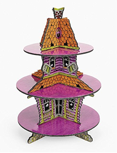 Haunted House Cupcake/Donut Holder -