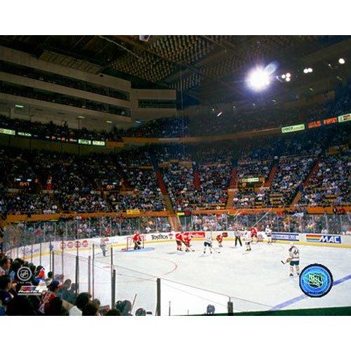 - Photo File Buffalo Sabres Memorial Auditorium 8x10 Matted Photo