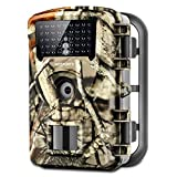 Best Trail Cameras - WOSPORTS Trail Game Camera, 1080P Waterproof Hunting Scouting Review
