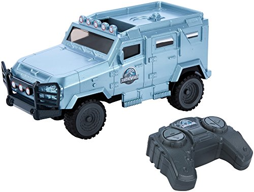Jurassic World Matchbox Textron Tiger Rc Vehicle