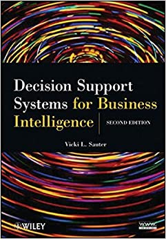 Book Decision Support Systems for Business Intelligence by Vicki L. Sauter (2011-02-02)