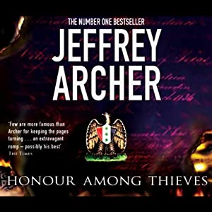 Honour Among Thieves Audiobook