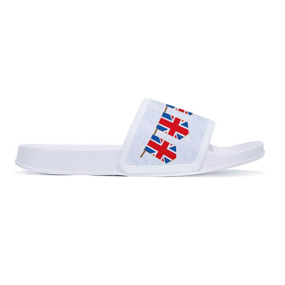 XINBONG Slide Sandals for Boys Girls Outdoor Beach Spa Slide Sandals House Bath Shower Slippers