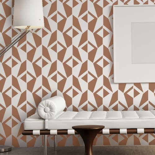 J BOUTIQUE STENCILS Wall Stencil Geometric Allover Pattern Jacqueline for Room DIY decor, Large size ()
