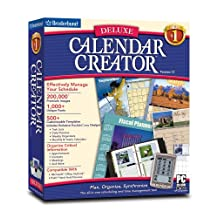 Calendar Creator 12 Deluxe