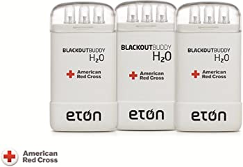 3-Pk. Eton Blackout Buddy H2O Emergency Light