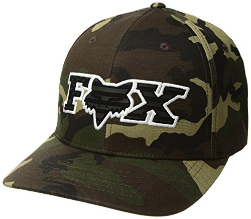 Fit Cap Camo Flex (Fox Men's Encumber Flexfit Hat, Camo, L/XL)