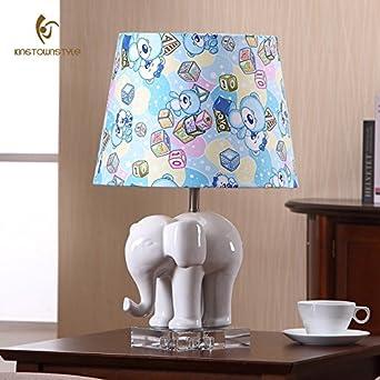 Lina Elefant Kreative Lampe Schlafzimmer Bett Lampen Kinder Eine