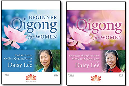 3 Daisies - Bundle: Qigong for Women: Medical Forms 2-DVD set with Daisy Lee (YMAA)