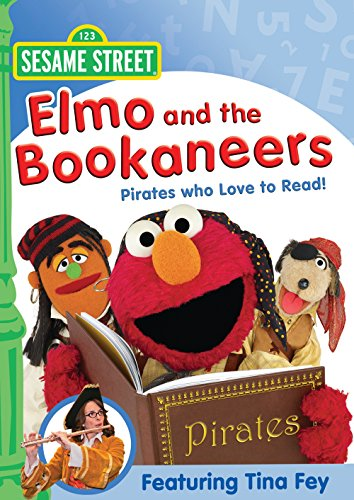 (Sesame Street: Elmo and The Bookaneers: Pirates Who Love To Read!)