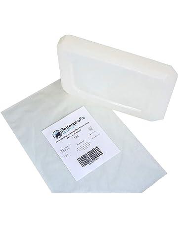 Jabón base de glicerina, transparente/blanco (libre de SLS)