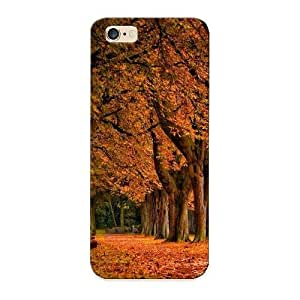 Ideal Summerlemond Case Cover For Iphone 6 Plus(autumn Scenery Background), Protective Stylish Case