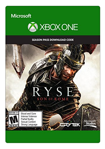 Ryse: Son of Rome Season Pass - Xbox One Digital Code