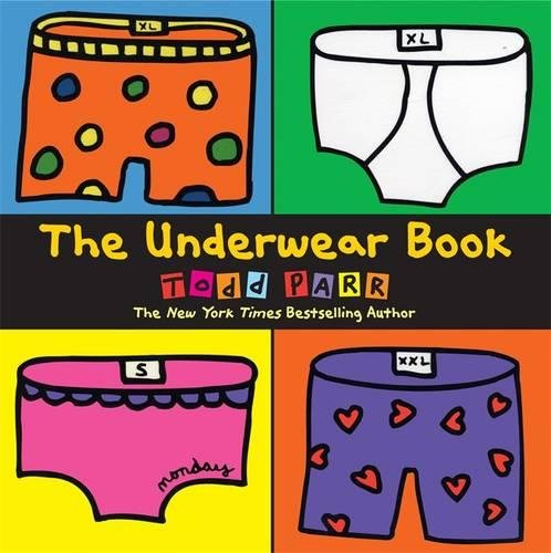 Underwear Book Todd Parr product image