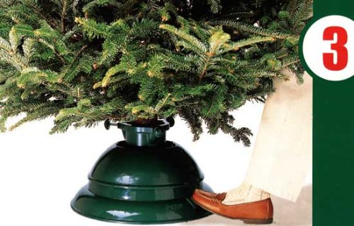Good Tidings Emerald Innovations XTS1 Swivel Straight Tree Stand for 12' Tree by Good Tidings (Image #3)