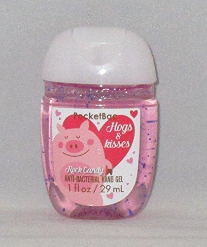 Bath & Body Works PocketBac Hand Gel Sanitizer Hogs & Kisses