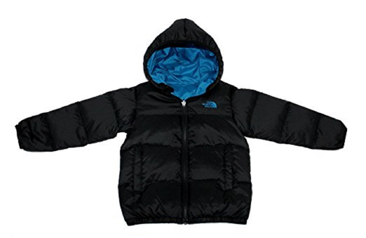 The North Face Toddler Boys Down Puffer Insulated Reversible Jacket (2T)