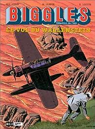 Biggles (Miklo), tome 5 : Le Vol du Wallenstein par William Earl Johns
