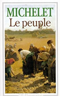 Le peuple par Michelet