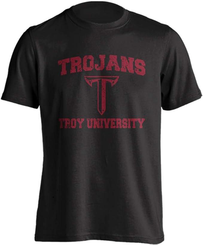 NCAA Troy Trojans T-Shirt V1