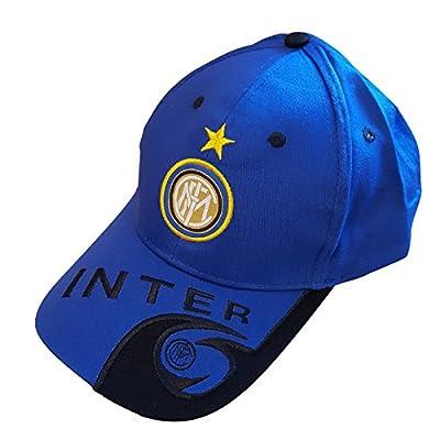 Football club Inter Milan Baseball unisex Cap and colorful Keychain, Keyring