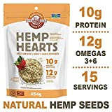 Manitoba Harvest Hemp Hearts Shelled Hemp Seed, 454 g
