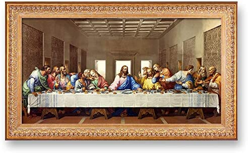 A T ARTWORK The Last Supper