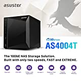Asustor AS4004T | Network Attached Storage + Free
